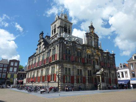 3.2 Oude Raadhuis Markt Delft  P1080830.jpg  kopie