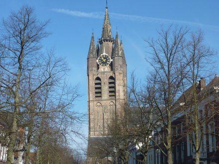 Kerktoren Oude Jan, Delft